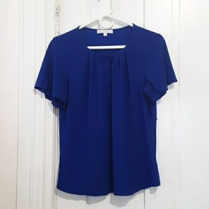 g collection short sleeve top